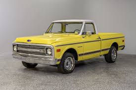 100 C10 Truck For Sale 1969 Chevrolet For Sale 1621 Motorious