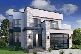 Modern Houseplans Modern Style House Plan 3 Beds 2 5 Baths 2370 Sq Ft Plan 25 4415