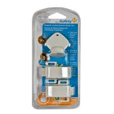 magnetic lock kit for cabinets magnetic locking system starter kit 2 locks 1 key home safety