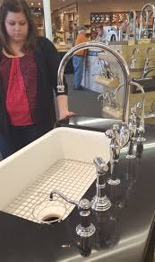 Shaws Original Farmhouse Sink Care by How To Shop For Your Kitchen Sink Handy Man