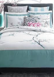 Belk Biltmore Bedding by Cynthia Cynthia Rowley Cherry Blossom Reversible Bedding