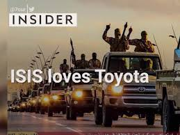 ISIS Loves Toyota - Business Insider Who Is That Actor Actress In Tv Commercial Toyota Tundra Dyna Wikiwand File1953 Model Sg Truck 01jpg Wikimedia Commons 200 Light Vehicle Bas Trucks 2017 Dump Photos Pictures Singapore Sgcmart Stock Images Alamy 1984 Sr5 Hilux Pickup Commercial Youtube How A 2012 Towed An Icon Motor Trend Other 4wd Trucks And Car 1 Tonne Tray Auto Vehicles Trailers Toolmates 1963 25 Truck Fore Runner To Image Hiace H80 001jpg Tractor Cstruction