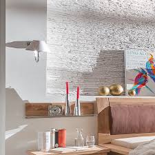 details zu 2x wandboard montreal 57x16x16 cm asteiche geölt glas wandregal schlafzimmer