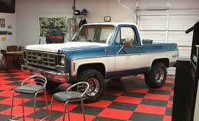 100 Blazer Truck Dude I Love My Ride 1977 Chevy Cheyenne Video The Fast