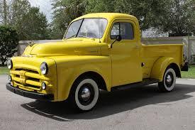 100 1952 Dodge Truck B3B Pilothouse Pickup Motor City Classic Cars