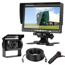 100 Rear Camera For Truck Amazoncom Emmako Backup And 7 Monitor Kit RV