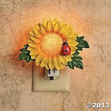 Sunflower Decor For Kitchen