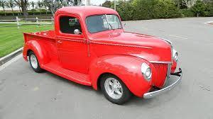 100 1940 Ford Truck For Sale Pickup For Sale Near Orange California 92867 Classics