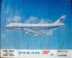 Vintage Pan Am Posters