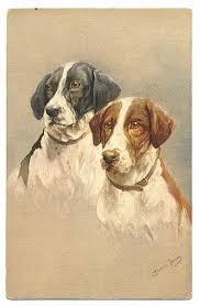винтажные собаки картинки дРя декупажа 9 тыс изображений найдено в Яндекс Картинках Собаки щенки Pinterest