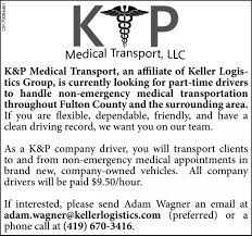 Part-time Drivers, K&P Medical Transport Shipex How To Train For Your Class A Cdl While Working Regular Job Riverview Llp Provides Several Parttimefull Mesilla Valley Transportation Truck Driving Jobs Drivers Still Arent Paid For All The Work They Do Leading To Life Lessons From An Uber Driver Snagajob Heartland Express Parttime Driver Namekagon Transit Hayward Wi The Future Of Trucking Uberatg Medium Otr Billings Mt Dts Inc Paul Tulsa Ok Inexperienced Roehljobs