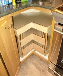 Blind Corner Base Cabinet For Sink by Kitchen Corner Kitchen Cabinets Throughout Awesome Corner