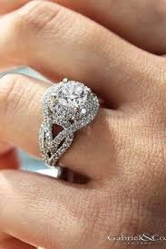 20 Amazing Engagement Rings Under 2000 Dollars from Gabriel & Co