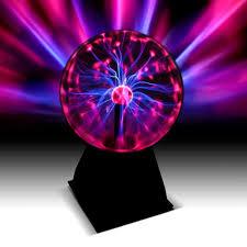 Plasma Lava Lamp Uk by Plasma Ball 6 U0027 U0027 Lightning Bolt Effects Fun Touch Mood Lighting