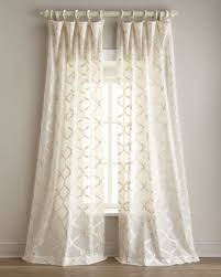 Tahari Home Curtains 108 by Curtain Sheer Curtain All Curtains U0026 Hardware At Neiman Marcus