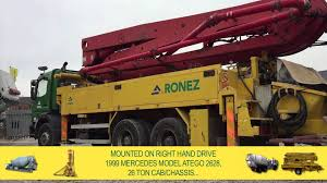 1 Off PUTZMEISTER 32/4 Model BRF 32.12 EM Truck Mounted Concrete ... Familyowned Concrete Pump Operator Secures New Weapon To Improve Used Equipment For Sale E G Pumps Boom For Hire 1997 Schwing Bpl 1200 Hdr23 Kvm 4238 1998 Mack E305116 Putzmeister 42m Concrete Pump Trucks Year 2005 Price 95000 48m Sany Truck Mobile Hire Scotland Pumping S5evtm 9227 Of China Hb60k 60m Squeeze Trucks Photos Buy Beiben Truckbeiben Suppliers Truckmixer Mk 244 Z 80115 Cifa Spa Automartlk Ungistered Recdition Isuzu Giga Concrete Pump