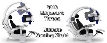 The Emperor Gaming Chair by Emperor Ultimate Gaming Chair 2016 2017 Review Tech U0026 Geek