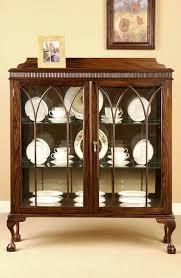 Antique Curio Cabinets