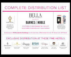 Newsstand Locations - BELLA New York Magazine