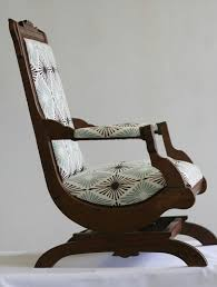 Antique Victorian Rocking Chair | Rocking Chair, Antique ...