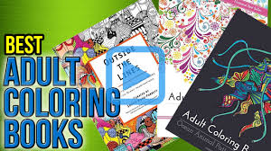10 Best Adult Coloring Books