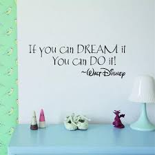 IF YOU CAN DREAM IT DO Inspiring Quotes Wall Stickers