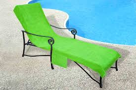 Terry Cloth Lounge Chair Covers With Pillow by Terry Cloth Lounge Chair Covers