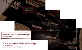Pll Halloween Special Season 3 by Image Halloween Ghost Train Map Png Pretty Little Liars Wiki
