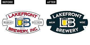 Lakefront Brewery Pumpkin Lager by Brewery Rebrands