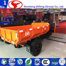 China Hot Sale Semi Closed Mini Farm Dumper For Agricultural Photos ...