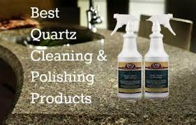 Quartz Cleaning and Polishing Products