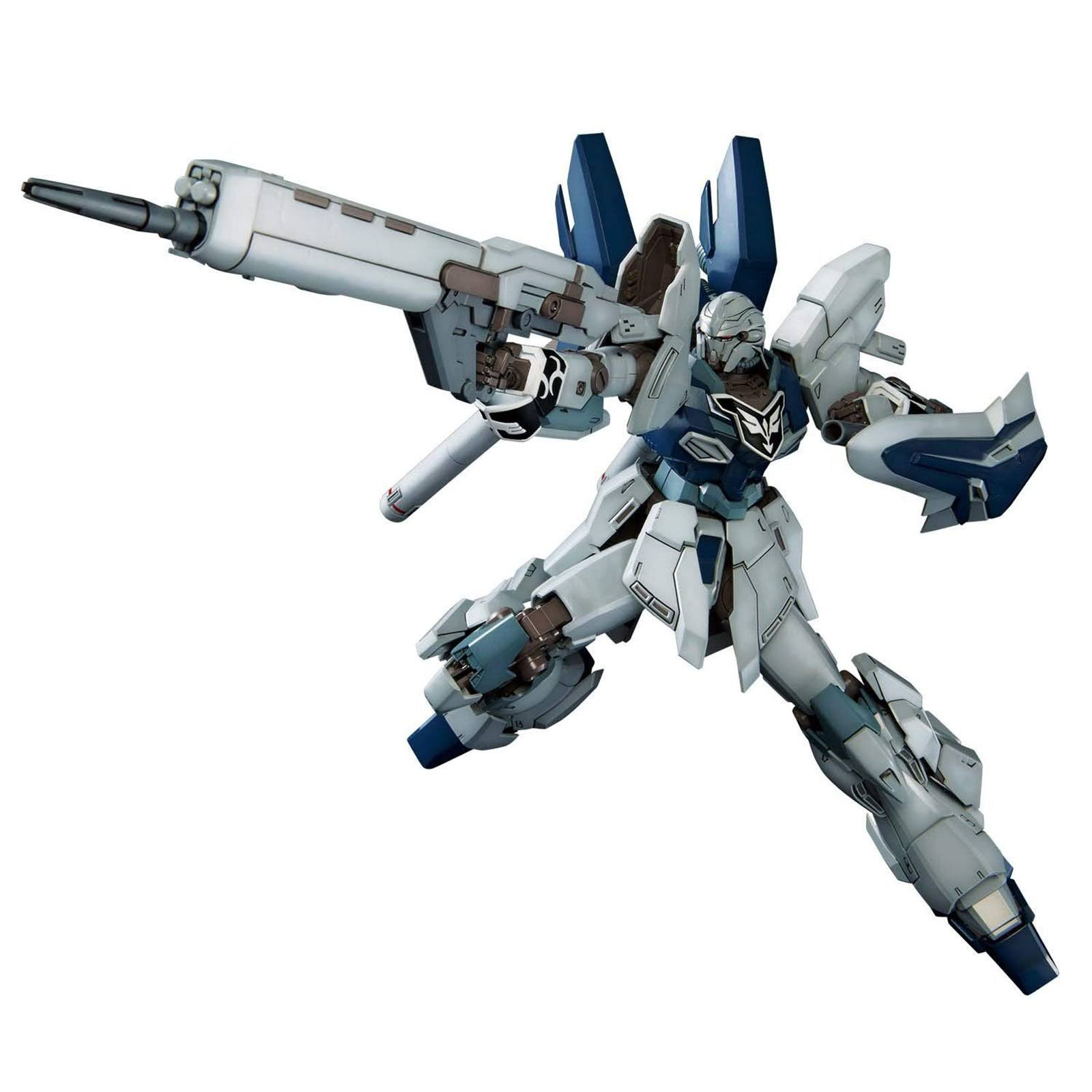 Bandai Sinanju Stein Narrative Ver Gundam Model Kit - 1/100 Scale