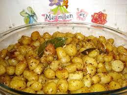 cuisiner des pommes de terre nouvelles photo 2 de recette pommes de terre nouvelles à l ail et au laurier