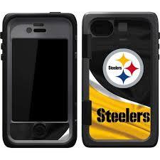 Pittsburgh Steelers OtterBox Armor iPhone 4&4s Skin