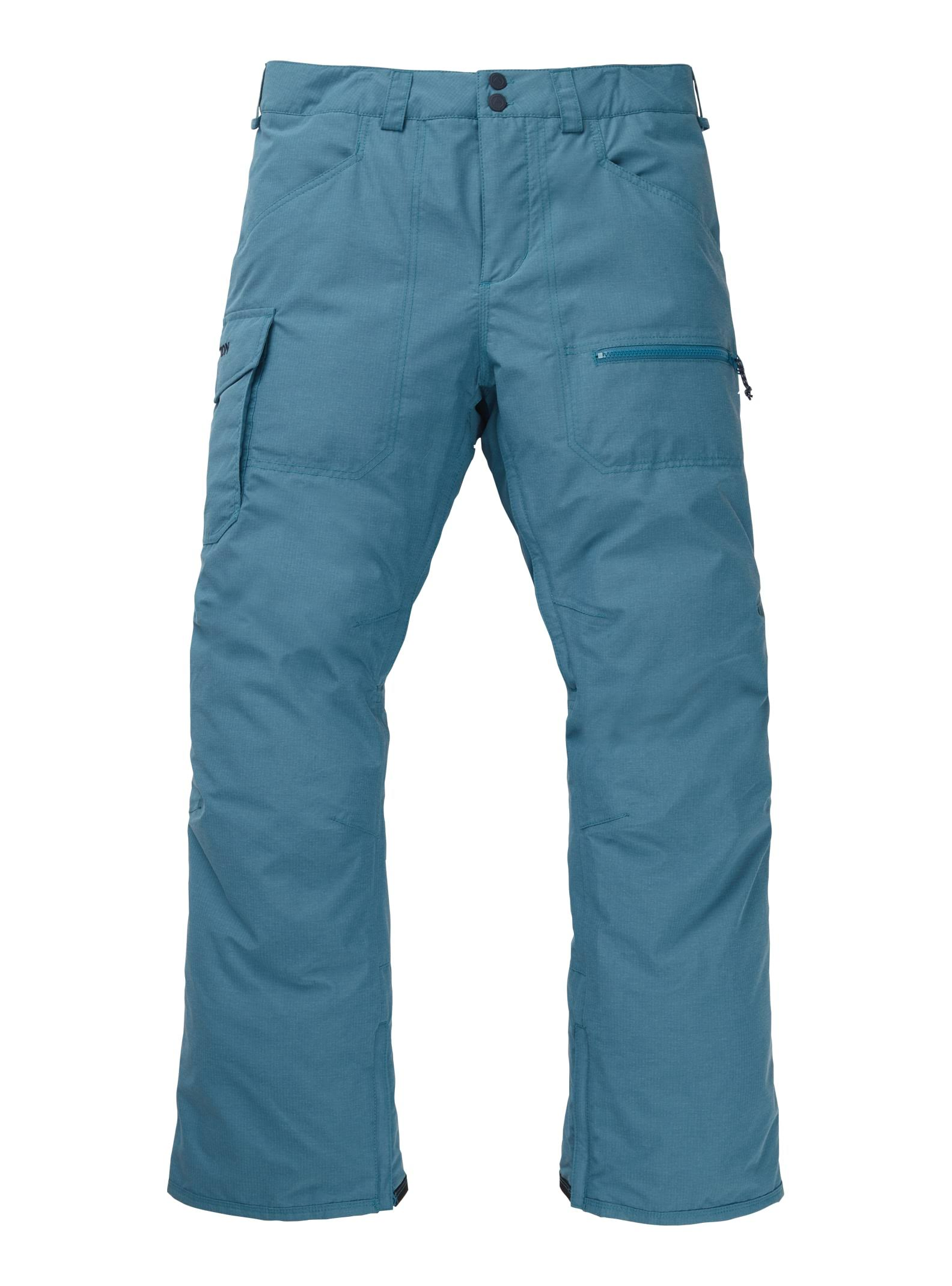 Burton Covert Pant Men's- Storm Blue Ripstop