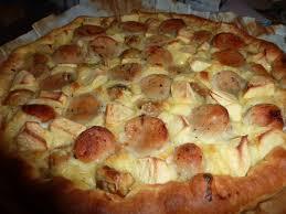 cuisine boudin blanc un tour en cuisine tour n 28 tarte boudin blanc pomme la
