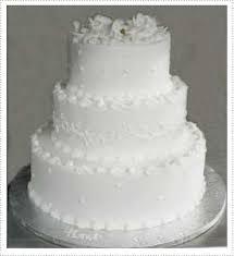 Traditional Wedding Cake 3