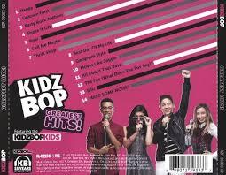 Kidz Bop Halloween Hits by Kidz Bop Greatest Hits 2016 Kidz Bop Kids Songs Reviews