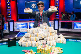 Qui Nguyen Walks Away With 8 Million After Winning WSOP Main Event