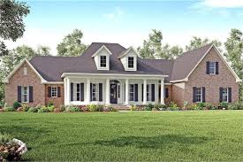 Country Ranch House Plan 142 1167