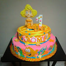 Bubble Guppies Cake Toppers by Valerie B Mzcakeboss Have Ur Cake Instagram Photos And Videos