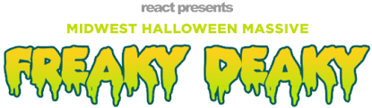 Halloween Express Hours Milwaukee by Freaky Deaky Milwaukee Tickets October 27 U0026 28 2017