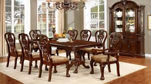 Elegant Formal Dining Room Chairs On Furniture Of America CM3212T Elana Set Dallas