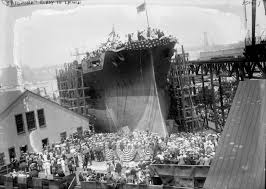 Pictures Of The Uss Maine Sinking by Brooklyn Navy Yard Clio