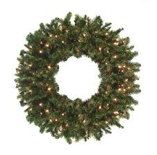Noble Fir Artificial Christmas Tree by Amazon Com Darice 24