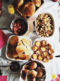 Mothers Day In Four Food Photos