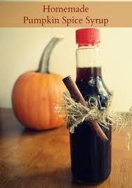 Dunkin Pumpkin Spice Syrup by Diy Pumpkin Spice Latte Syrup Recipe Latte Syrup And Recipes