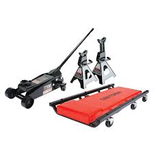 Amazon.com: Craftsman 3 Ton Floor Jack, Jack Stands And Creeper Set ... Rennstand My New Favorite Jackstands Ford Raptor Forum Ford Svt Raptor Electric Pallet Truck Standup For Warehouses Distribution Craftsman 214 Ton Floor Jack Set With Stands Gray Truck Steel Air Stand Lifting Capacity Of 15 Tons Sip Winntec 12 Trolley Sip09846 Uk Husky 3ton Light Duty Kithd00127 The Home Depot 2 3 6 Trailer Car Tire Change Repair Lift Tool Work Jack Stand From Rotary Low Profile Hydraulic Auto How To Up A Big Safely Truck Edition Youtube