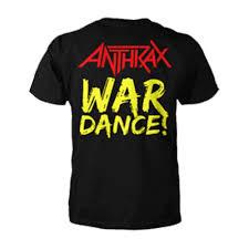 Good Charlotte Dance Floor Anthem Chords by Backstreetmerch War Dance Anthrax T Shirt