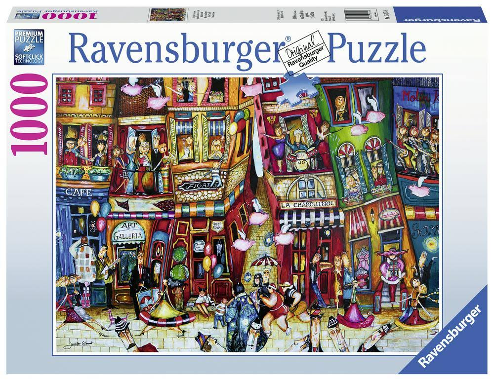 Ravensburger When Pigs Fly 1000 Piece Puzzle